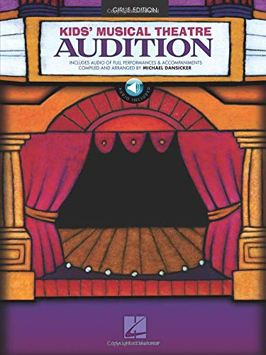 9781423428770: Kids' Musical Theatre Audition - Girls Edition