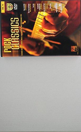 Guitar Play-Along: Volume 14: Rock Classics: Hal Leonard