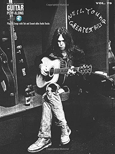 9781423429524: 79: Neil Young Guitare +CD (Guitar Play-along)