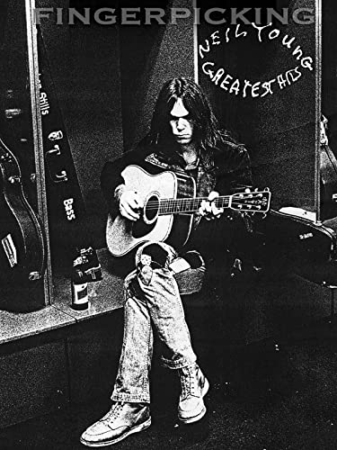9781423429548: Fingerpicking Neil Young - Greatest Hits: Fingerpicking Guitar Series