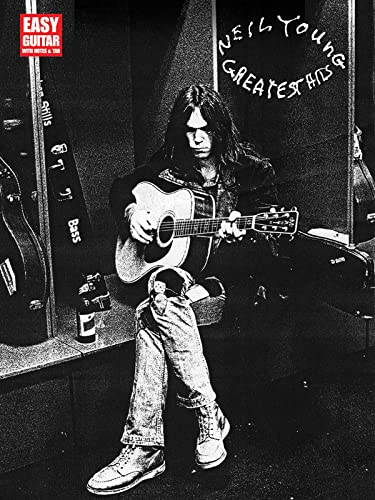 Neil Young Greatest Hits Easy Guitar With Notes And Tab (1423429613) by Neil Young