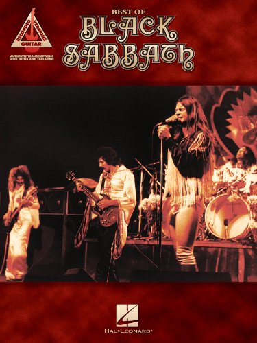 9781423429623: Best Of Black Sabbath (Recorded Versions Guitar)