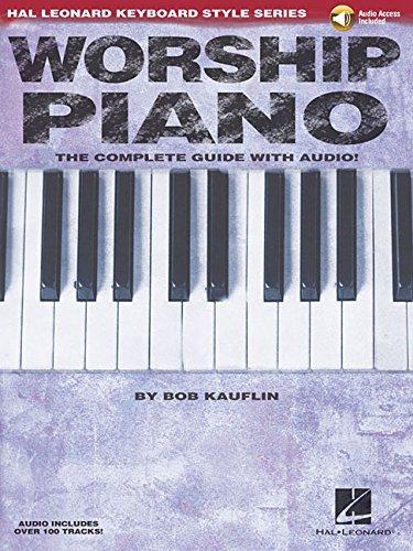 9781423429685: Worship Piano: Hal Leonard Keyboard Style Series