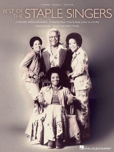 9781423429852: Best of the Staple Singers