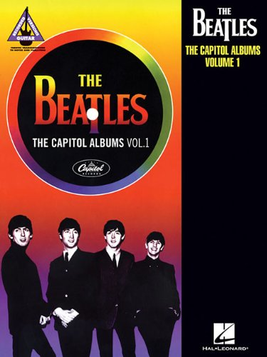 The Beatles: The Capitol Albums, Volume 1 (Paperback)