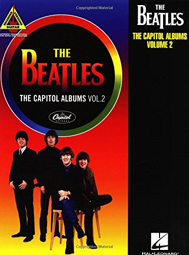 9781423429951: The Beatles - The Capitol Albums, Volume 2 (Guitar Recorded Version) (Guitar Recorded Versions)