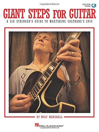 9781423430094: Giant Steps for Guitar Guitare +CD