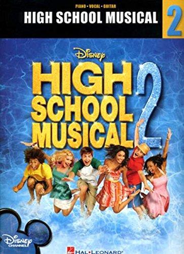 9781423430544: High School Musical 2: Piano-vocal-guitar