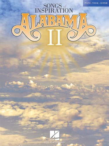9781423430759: Alabama - Songs of Inspiration II