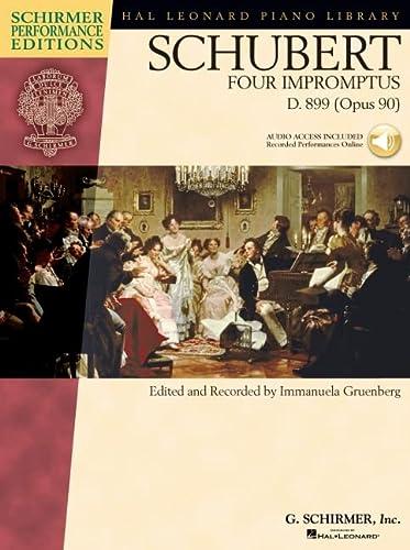 9781423431121: Schubert - Four Impromptus, Op. 90, D. 899