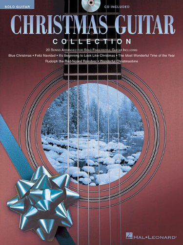 9781423431541: Christmas Guitar Collection: 20 Songs Arranged for Solo Fingerstyle Guitar