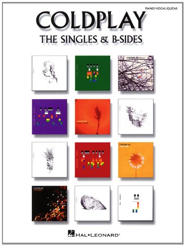 9781423431558: Coldplay - The Singles & B-Sides