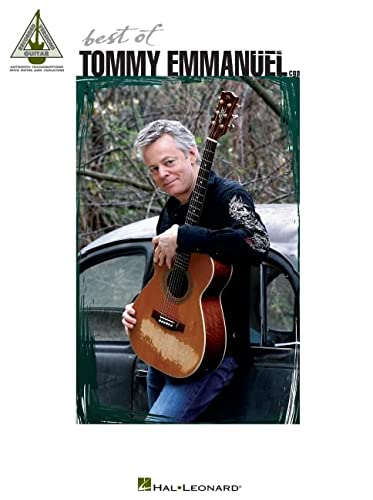 9781423431756: Best of Tommy Emmanuel (Guitar Recorded Versions)