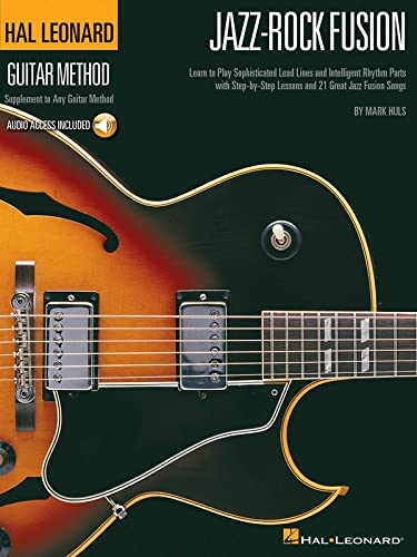 9781423431978: Jazz-Rock Fusion (Hal Leonard Guitar Method (Songbooks))