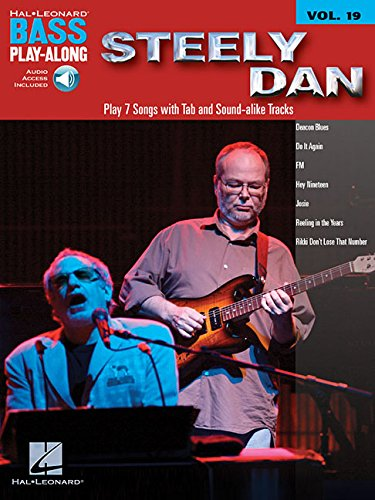 9781423432128: Steely Dan: Bass Play-Along Volume 19