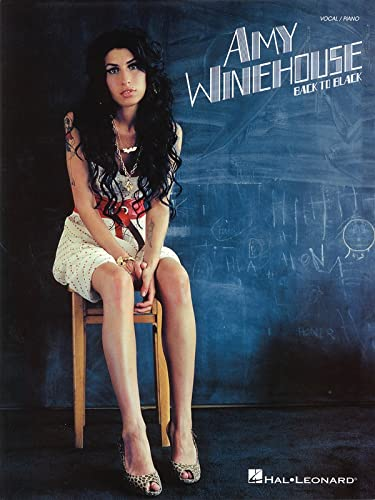 9781423432418: Amy Winehouse: Back to Black (Vocal Piano)