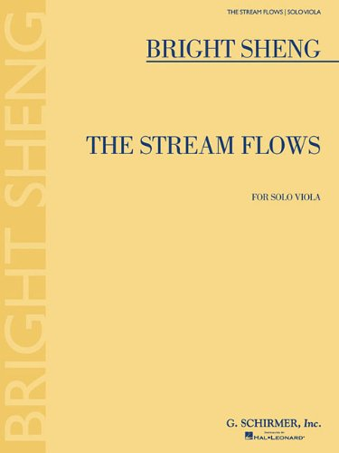 9781423433316: THE STREAM FLOWS - FOR SOLO VIOLA
