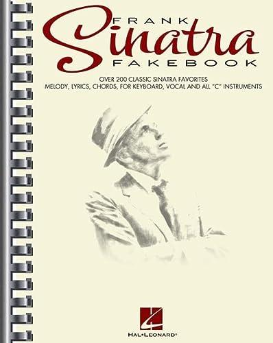 The Frank Sinatra Fake Book (Fake Books)
