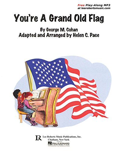 9781423433736: You're a grand old flag piano