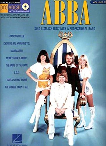9781423433774: Mamma Mia!: Pro Vocal Women's Edition Volume 25 (Hal Leonard Pro Vocal)