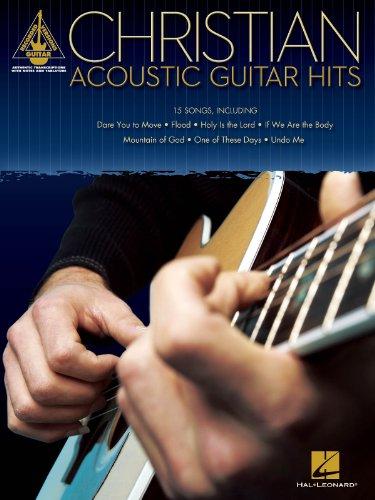 9781423434597: Christian Acoustic Guitar Hits