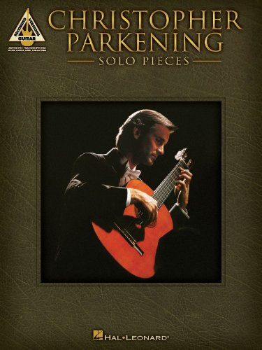 9781423434764: Christopher Parkening - Solo Pieces