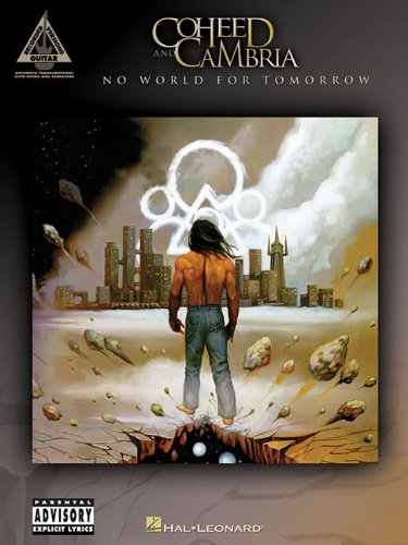 9781423434771: Coheed and Cambria No World for Tomorrow (Recorded Versions, Guitar)