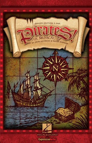 9781423434924: Pirates! The Musical