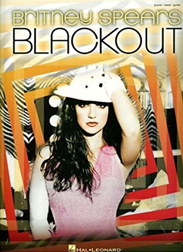 9781423435211: Britney Spears Blackout (Pvg)