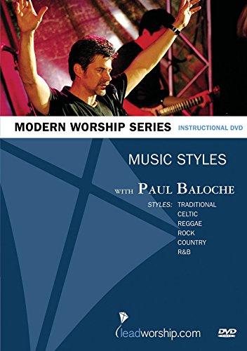MUSIC STYLES DVD - PAUL BALOCHE MODERN WORSHIP SERIES Format: DvdRom