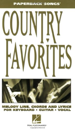 Country Favorites - Paperback Songs: Hal Leonard Corp.