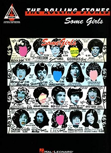 9781423435594: Rolling Stones Some Girls Guitar Recorded Version Tab Book (Guitar Recorded Versions)