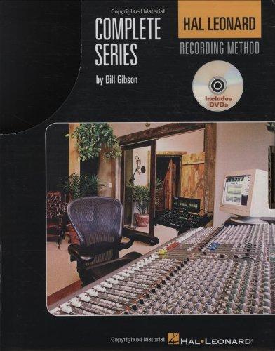 9781423435617: Hal Leonard Recording Method Complete Series 6-Pack