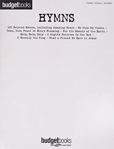 Hymns: Budget Books: Hal Leonard