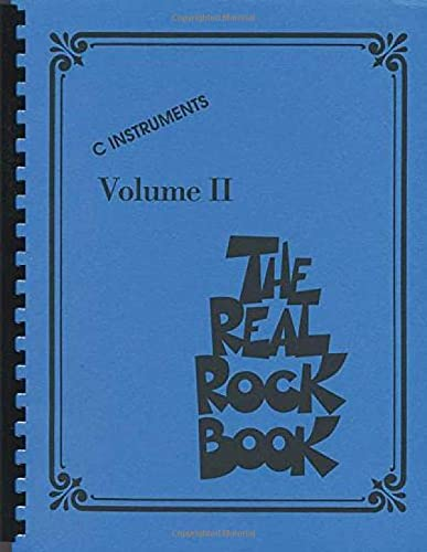The Real Rock Book - Volume 2