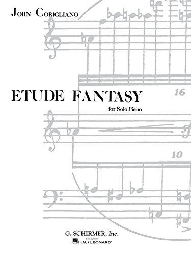 Etude Fantasy: Piano Solo
