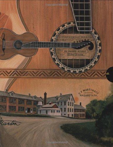 Martin Guitars: Mike Longworth, Richard Johnston