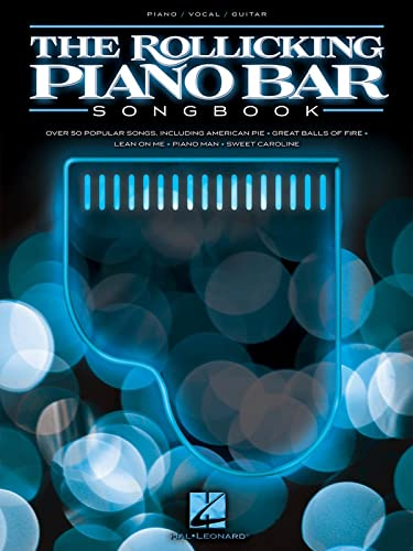 The Rollicking Piano Bar Songbook (Piano/Vocal/Guitar Songbook)