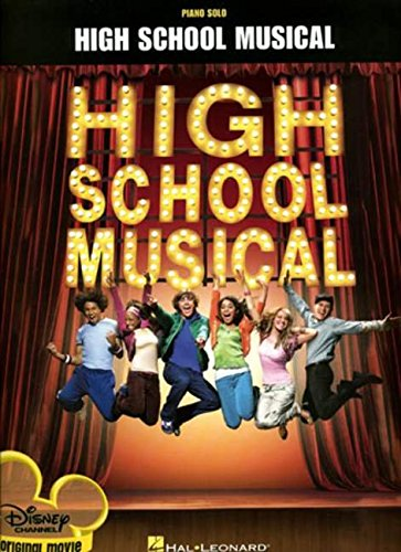 High School Musical for Piano Solo: WALT DISNEY 50% OR MORE