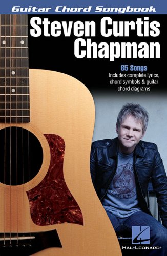 9781423440215: Steven curtis chapman guitare (Guitar Chord Songbooks)