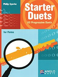 9781423440611: Starter Duets for Flute Book (Very Easy-Easy) 60 Progressive Duets