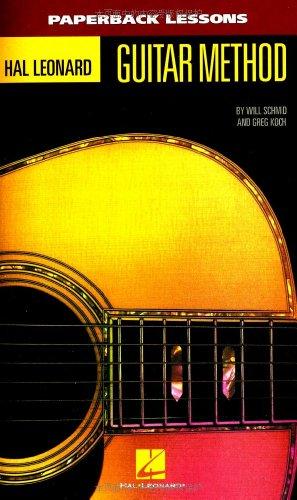 9781423441113: Hal Leonard Guitar Method: Paperback Lessons