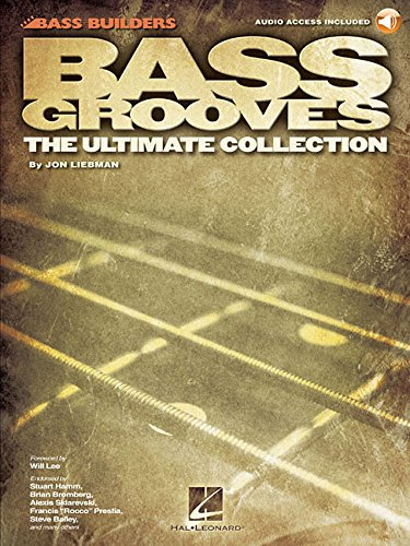 9781423441274: Bass Grooves the Ultimate Collection Guitare Basse +CD (Book & CD)