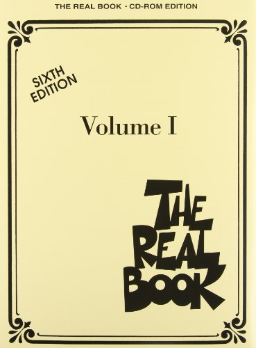 THE REAL BOOK VOLUME 1 SIXTH EDITION