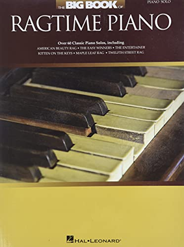 9781423442936: The Big Book of Ragtime Piano