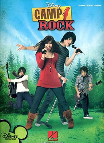 9781423443322: DISNEY CAMP ROCK (Disney Publications)