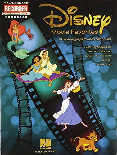 Disney Movie Favourites (Recorder) (Paperback)