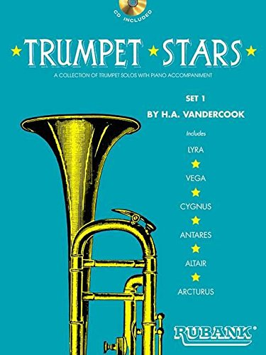 9781423445012: Trumpet Stars - Set 1: Book/CD Pack