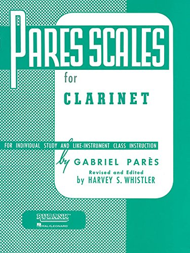 9781423445173: Pares Scales: Clarinet