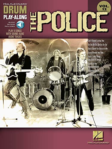 Drum Play-Along Volume 12: The Police (Paperback)